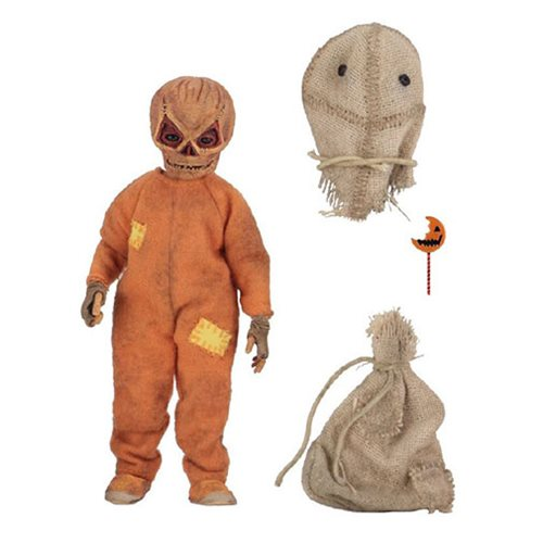 Картинки по запросу Retro Clothed Action Figures - Trick 'r Treat - 8
