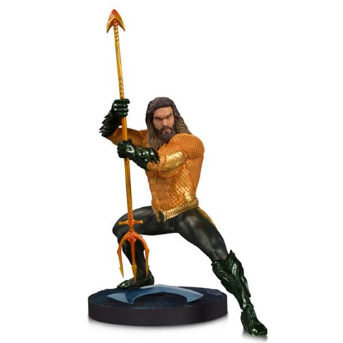 Aquaman Movie Aquaman Statue