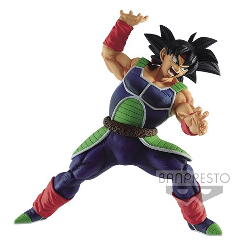 Dragon Ball Super Bardock Warriors Battle Retsuden II Vol.5  Statue