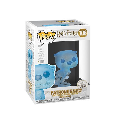 Harry Potter Patronus Hermione Granger Pop! Vinyl Figure