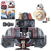 Star Wars: The Last Jedi BB-8 2-In-1 Mega Playset with Force Link and Action Figures, Not Mint