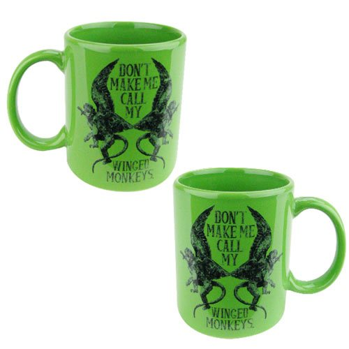 Wizard of Oz Monkeys 11 oz. Mug