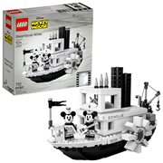 LEGO 21317 Ideas Steamboat Willie