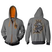 Overwatch Ultimate Reinhardt Zip-Up Hoodie