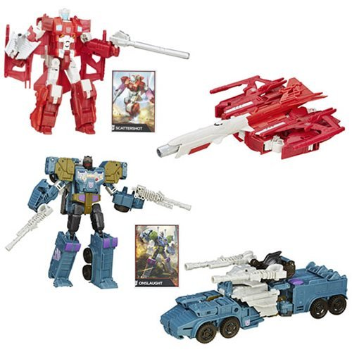 Transformers Generations Combiner Wars Voyager Wave 5
