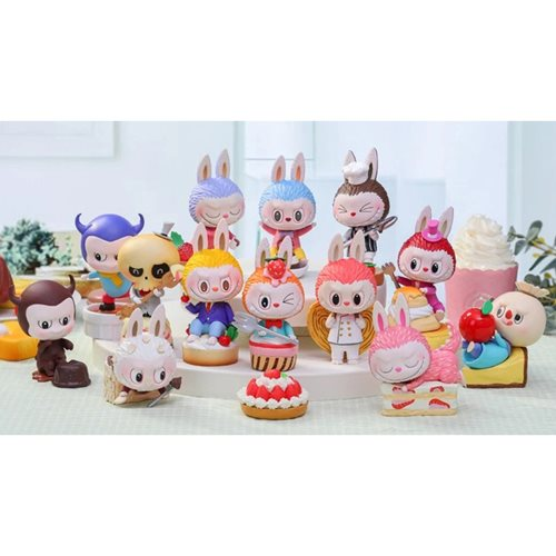 Labubu The Monster Patisseries Series Mini-Figures Blind Box