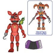 Five Nights at Freddy's: Pizza Simulator Rockstar Foxy 5-Inch Action Figure