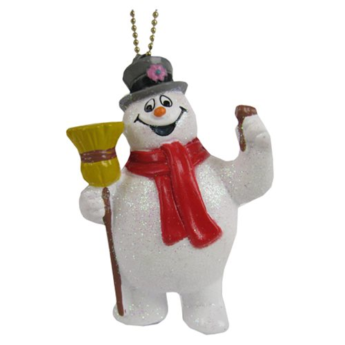 Frosty the Snowman 3 1/2-Inch Clip-On