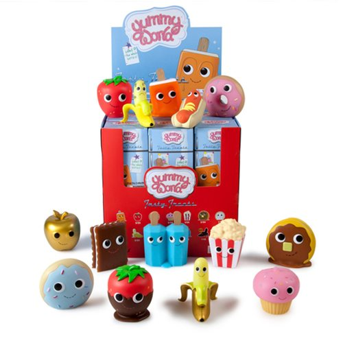 Yummy World Series 2 Vinyl Mini-Figure 4-Pack
