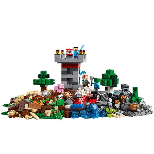 LEGO 21161 Minecraft The Crafting Box 3.0