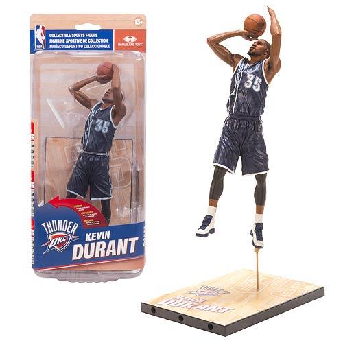 1c15bdf83d65 NBA Series 25 Kevin Durant Action Figure - Entertainment Earth