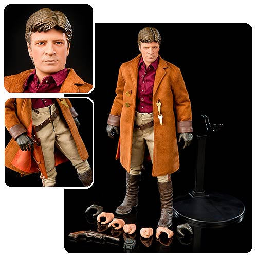 Firefly Malcolm Reynolds 1:6 Scale Action Figure
