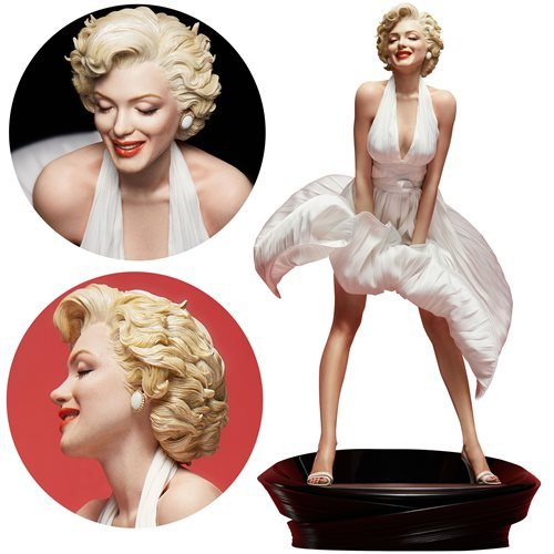 Marilyn Monroe Superb 1:4 Scale Statue