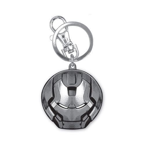 Avengers: Age of Ultron Hulkbuster Head Pewter Key Chain