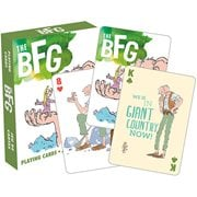 Roald Dahl The BFG Playing Cards