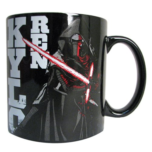 Star Wars: Episode VII - The Force Awakens Kylo Ren 20 oz. Ceramic Mug