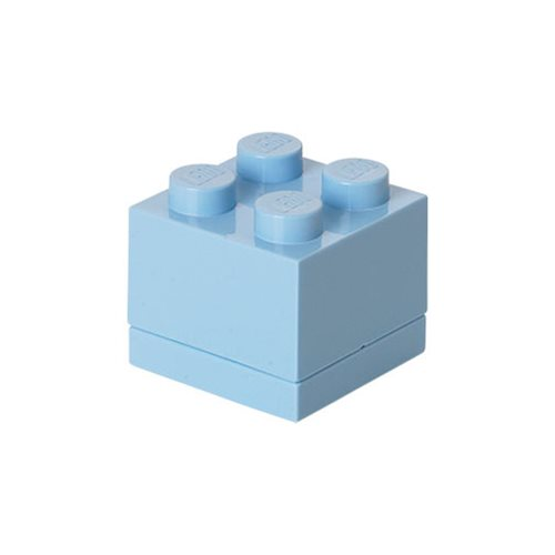 LEGO Light Royal Blue Mini Box 4