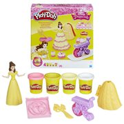 Beauty and the Beast Play-Doh Be Our Guest Banquet Featuring Disney Princess Belle