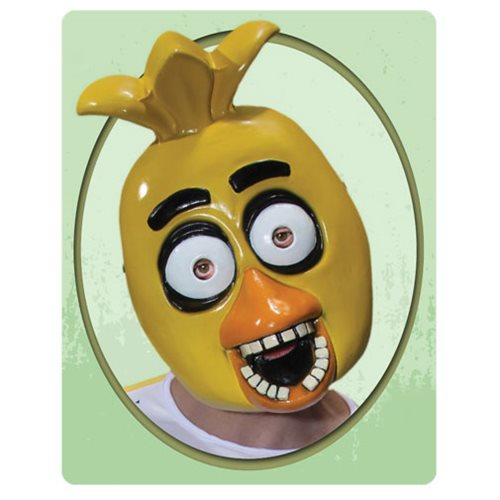 Five Nights at Freddy's Chica PVC Adult Mask