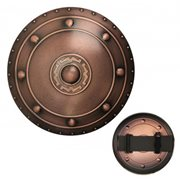 Hero's Edge Bronze Amazon Polypropylene Shield