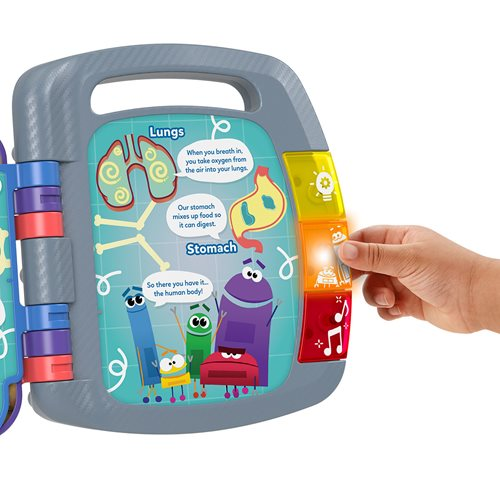 Fisher-Price StoryBots Songbook