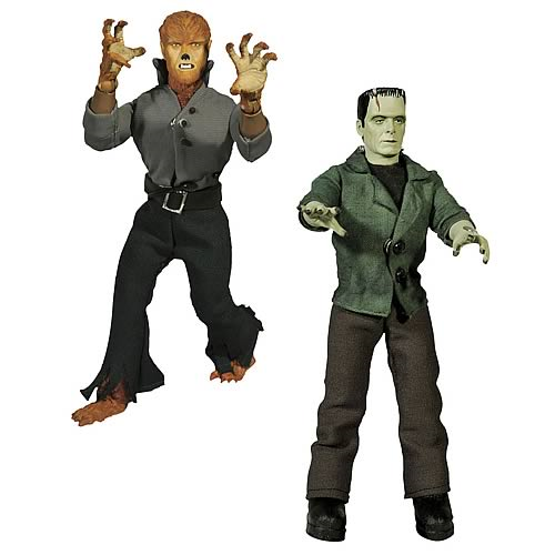 Universal Monsters Retro Series 1 Action Figure Set