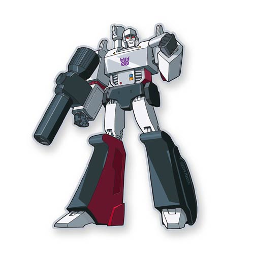Transformers Megatron Funky Chunky Magnet