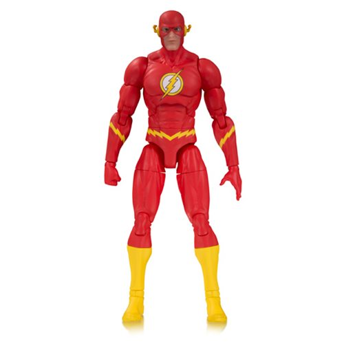 DC Essentials The Flash Action Figure