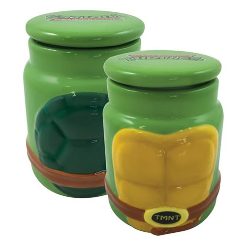 Teenage Mutant Ninja Turtles Molded Character Ceramic Apothecary Jar