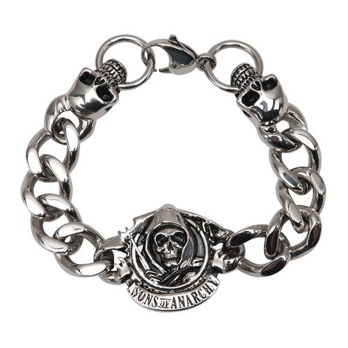 Sons of Anarchy Metal Chain Bracelet