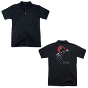 Batman The Animated Series Behind The Cape Polo T-Shirt