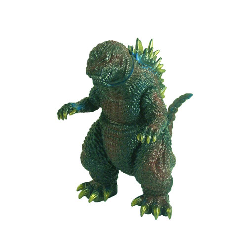Godzilla Vinyl Wars GMK All-Out Attack Godzilla - Previews Exclusive