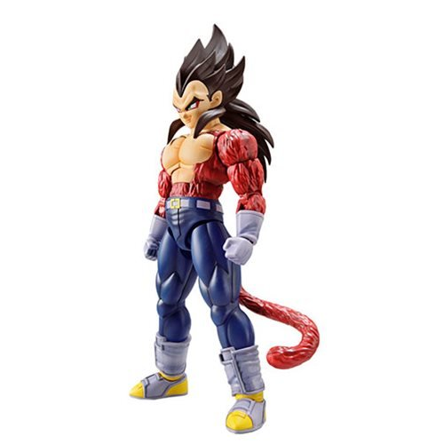 Dragon Ball GT Super Saiyan 4 Vegeta Figure-rise Standard Model Kit