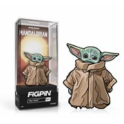 Star Wars: The Mandalorian The Child FiGPiN 3-Inch Enamel Pin