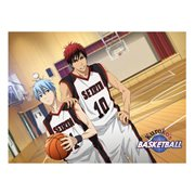Kuroko's Basketball Ball Court Wall Scroll