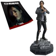 The Walking Dead Tara Figure with Collector Magazine #25