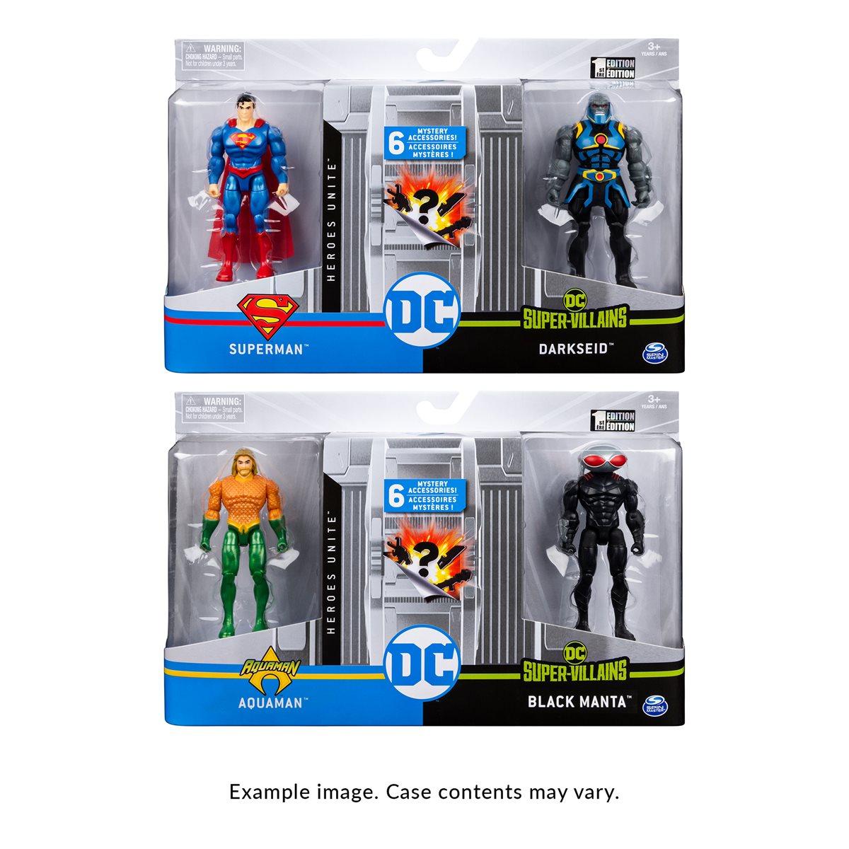 DC Universe Classics 2-Pack Figures Wave 2 Case