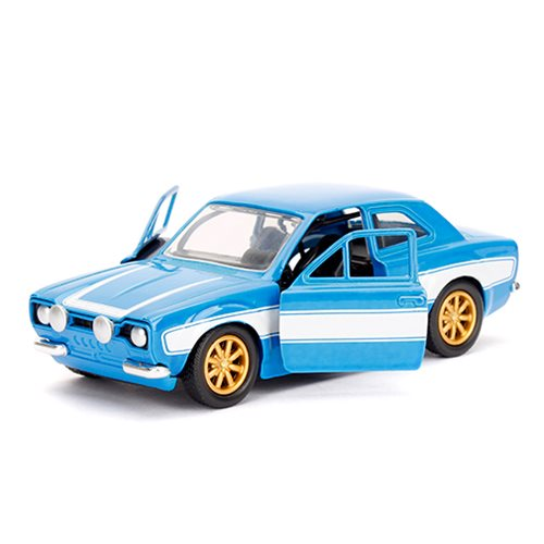 Fast and the Furious Brian's Ford Escort RS2000 MK1 1:32 Scale Die-Cast Metal Vehicle