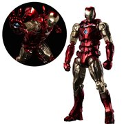 Marvel Iron Man Fighting Armor Action Figure