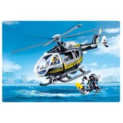 Playmobil 9363 Tactical Unit SWAT Helicopter