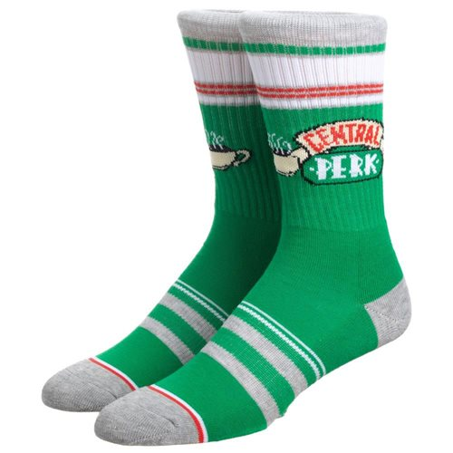 Friends Central Perk Athletic Crew Socks 2-Pack