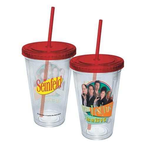 Seinfeld Festivus for the Rest of Us Travel Cup