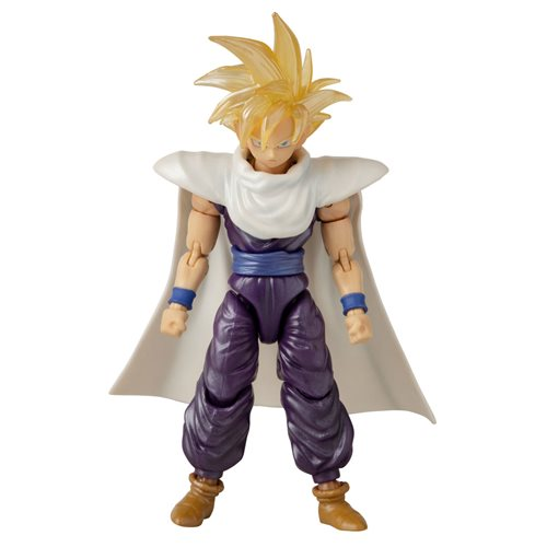 Dragon Ball Super Dragon Stars Super Saiyan Gohan and Piccolo Cape Version Action Figure 2-Pack - EE