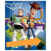 Toy Story 3 Buzz Lightyear and Woody Medium Photo Album