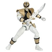 Mighty Morphin Power Rangers Legacy White Ranger Action Figure