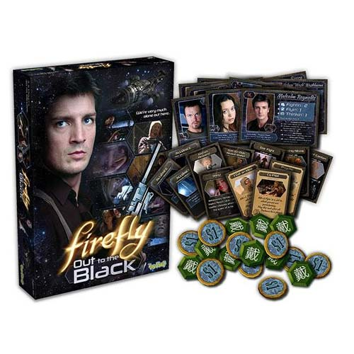 Firefly Out to the Black Card Game