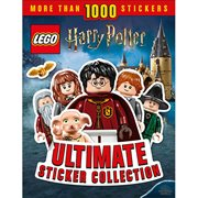 LEGO Harry Potter Ultimate Sticker Collection Paperback Book