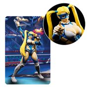 Street Fighter Rainbow Mika SH Figuarts Action Figure