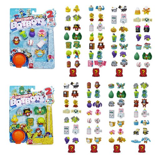 Transformers Botbots Collectible Figure 8-Packs Wave 3 Case