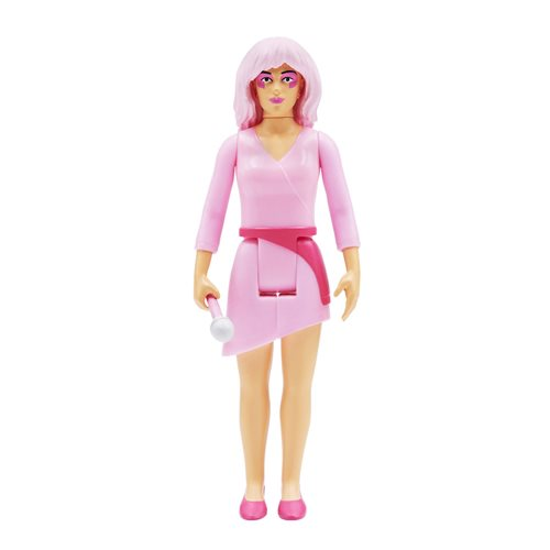 Jem and the Holograms Jem 3 3/4-Inch ReAction Figure